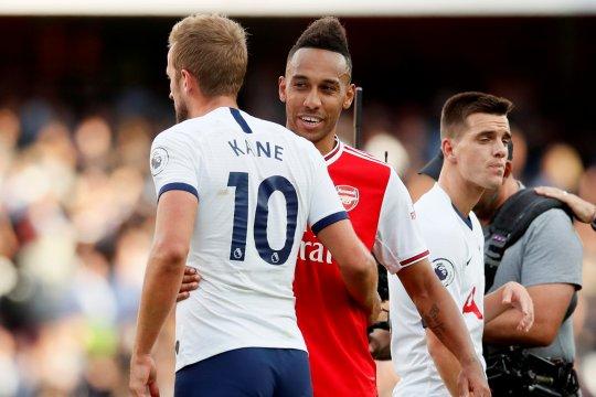Liga Inggris: Gol Aubameyang hindari Arsenal dari kekalahan