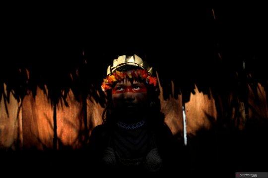 Takut kena COVID-19, suku Yanomami di Brazil kecam kunjungan tentara