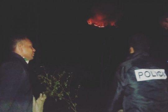 Polisi amankan seorang warga akibat karhutla di Flores Timur