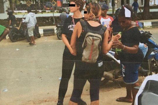 Imigrasi Sorong deportasi empat warga negara Australia