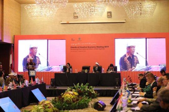 """Forum Bekraf rumuskan tindak lanjut implementasi """"Bali Agenda"""""""