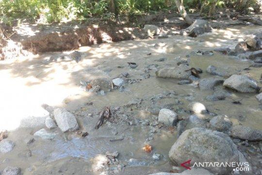 Walhi : Warga Rogo menderita penyakit gatal karena minum air sungai