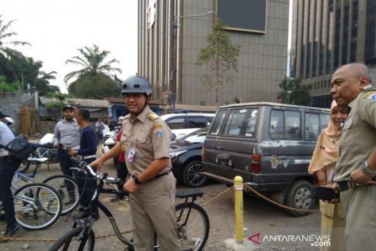 Jakarta kemarin, penutupan park and ride hingga pencari suaka