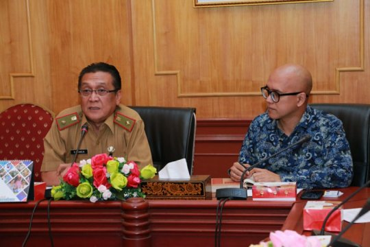 Palembang-Delegasi UCLG Aspac bahas rencana aksi perubahan iklim