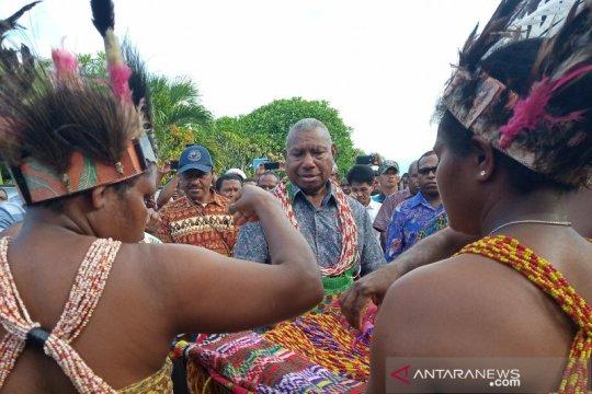 Papua Terkini - Isu demo susulan, Kepala Suku Arfak: Jangan anarkis