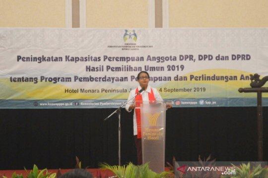 Jumlah perempuan anggota DPR/DPD bertambah meski belum sesuai harapan