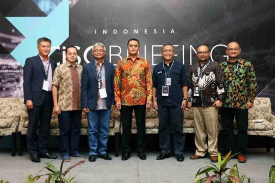 BSSN gelar CISO Briefing-Cyber Security Awareness Awards 2019