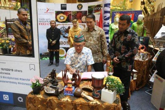 Indonesia promosi produk unggulan di mal terbesar Mesir