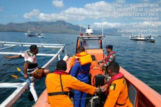 Tim SAR lanjutkan pencarian korban tabrakan kapal di Flores Timur
