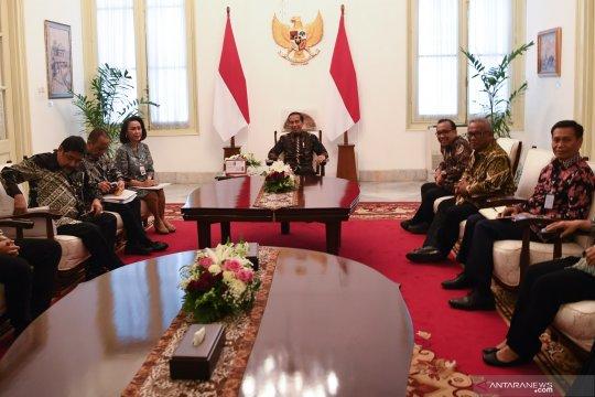 DPR terima surat Presiden terkait capim KPK