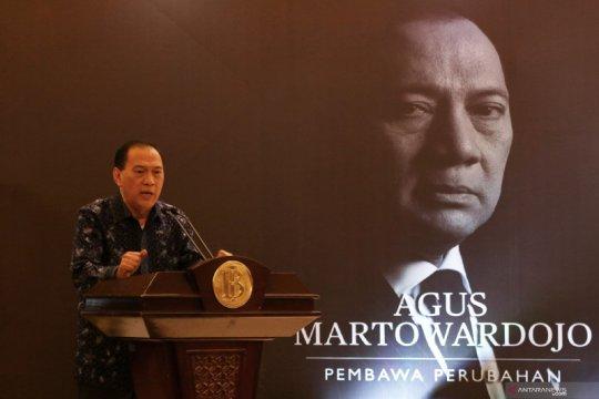 Peluncuran buku biografi Agus Martowardoyo