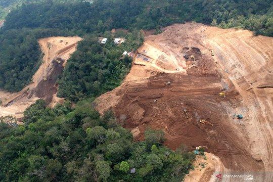 Pembangunan jalan pintas Mengwitani-Singaraja