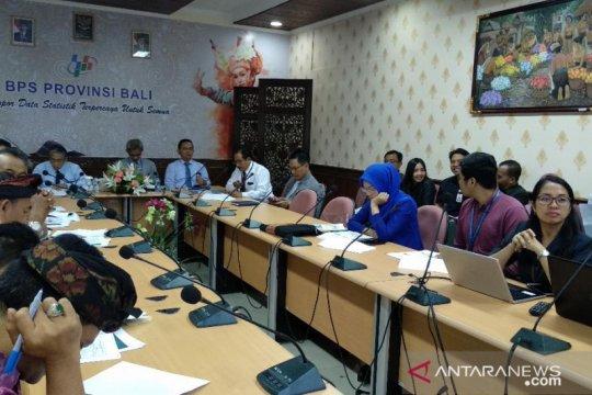 BPS catat 604.493 wisman berwisata ke Bali