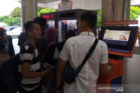 Penumpang keluhkan gangguan cetak tiket mandiri di Stasiun Purwokerto