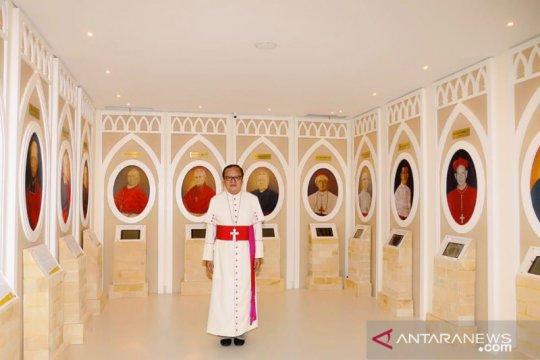 Permabudhi bersuka cita terpilihnya Mgr Ignatius jadi kardinal Vatikan