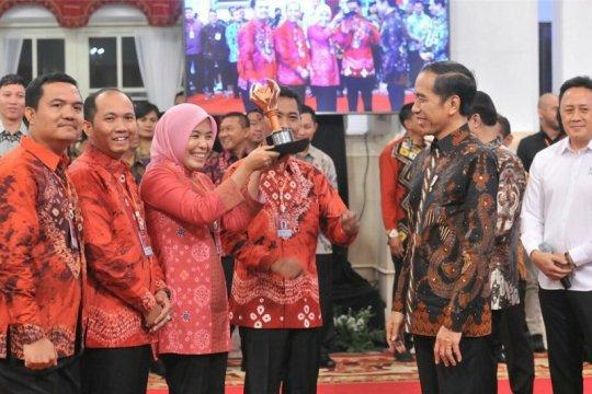Palembang raih penghargaan Festival Gapura Cinta Negeri