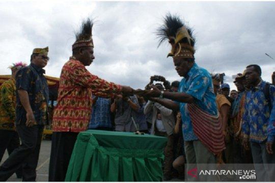 Jayapura Baru Jadi Titik Kebangkitan Masyarakat Adat