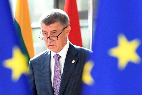 Jaksa Ceko hentikan penyelidikan kasus PM Babis
