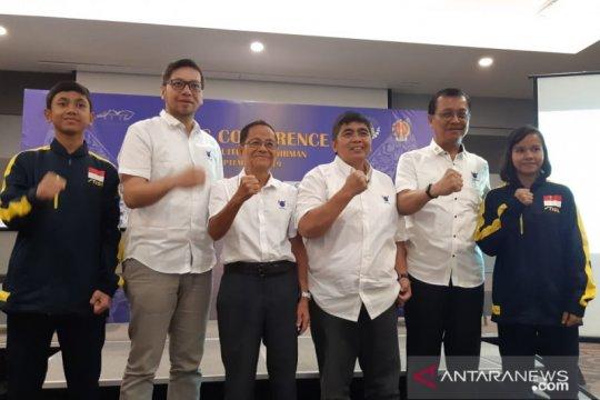 Petenis meja kelas dunia berburu tiket Olimpiade 2020 di Yogjakarta