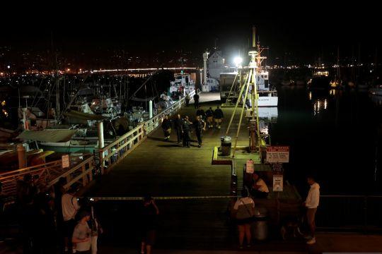 Kapal scuba diving terkabar, delapan orang penumpang dilaporkan tewas
