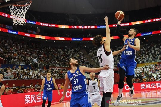 New Zealand, Ceko buka peluang lolos babak kedua