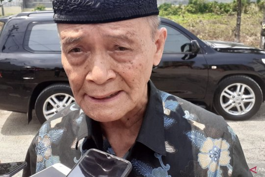 Buya Syafii Ma'arif minta sosok yang terbaik pimpin KPK