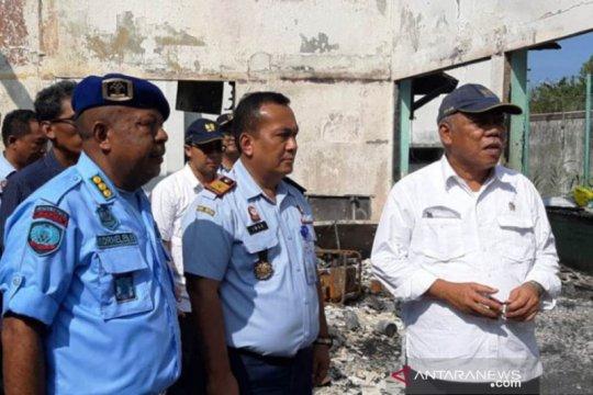 Menteri PUPR kunjungi Lapas Abepura Kota Jayapura