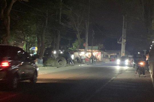 Kualitas udara di Jambi malam hari tidak sehat