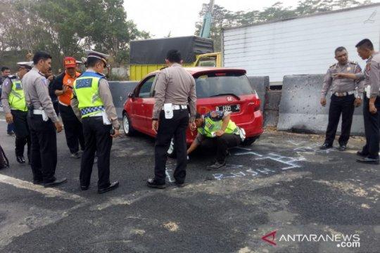 Sopir dump truk terlibat kecelakaan beruntun Cipularang dites urine