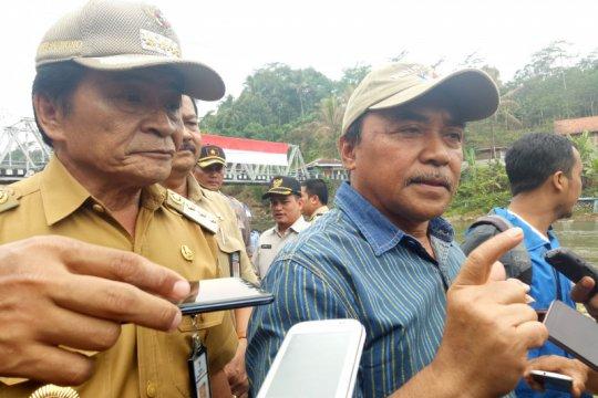 KKP tebar 203.000 benih ikan di Sungai Serayu