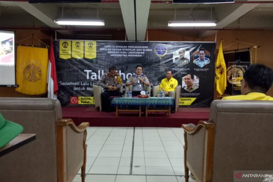 CFD di hari kerja ala pegawai Dishub DKI Jakarta