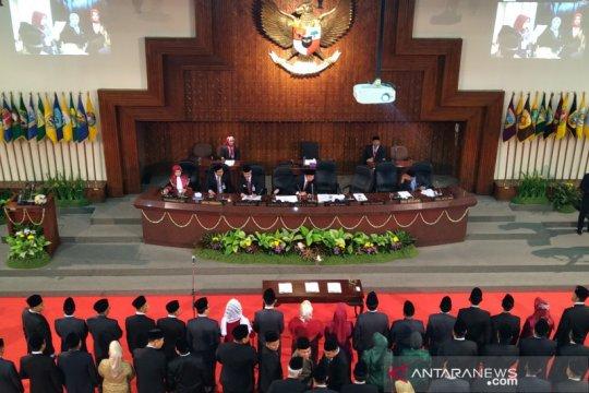 120 anggota DPRD Jawa Tengah 2019-2024 resmi dilantik