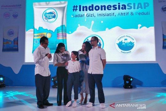 Frisian Flag-Pergizi Pangan edukasi gizi 15.000 keluarga Indonesia