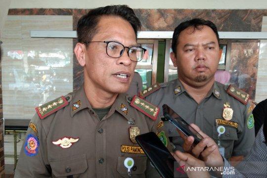 Kasatpol PP Bantul sampaikan duka anggota meninggal saat bertugas