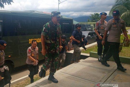 Papua Terkini - Panglima TNI kirim kendaraan pengamanan ke Papua Barat