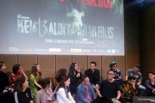 Raffi Ahmad kesulitan yakinkan Rudi Soedjarwo sutradarai film horor