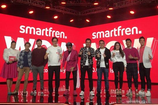 Rayakan ultah ke-12, Smartfren gelar konser bertabur bintang Kpop