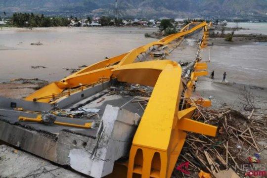 Pemkot Palu tak bayar bunga utang pembangunan eks Jembatan Palu IV