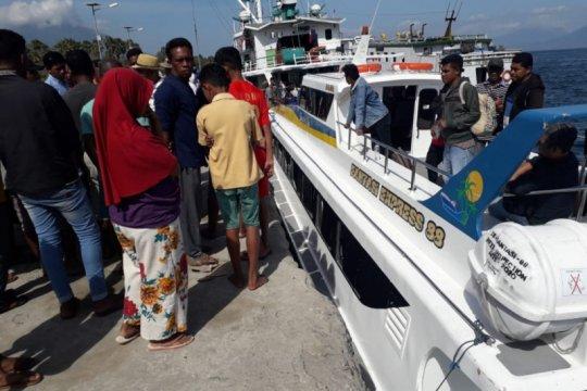Polisi tahan nahkoda kasus tabrakan kapal di Flores Timur