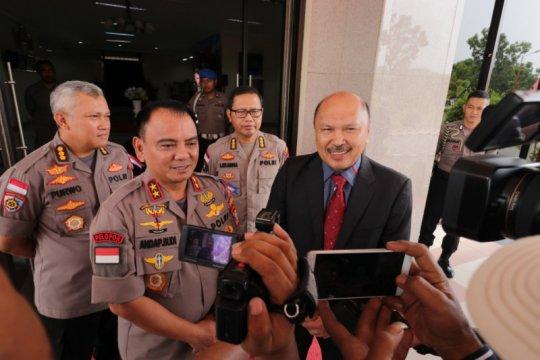 Polda Kepri-Polis Johor bahas perlindungan TKI