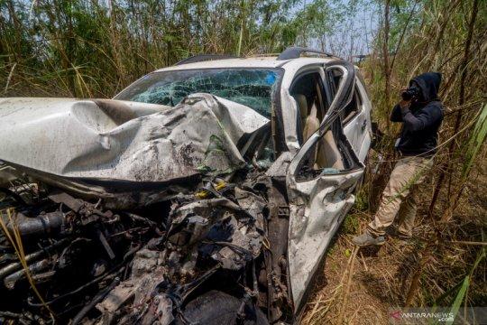 Polisi selidiki perusahaan truk pasir penyebab kecelakaan Cipularang