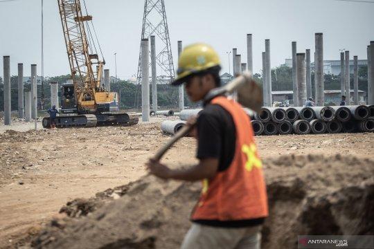 Pembangunan Jakarta International Stadium dilanjutkan kembali