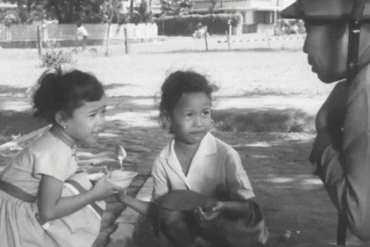 """Film hasil restorasi """"Bintang Ketjil"""" diputar di Medan"""
