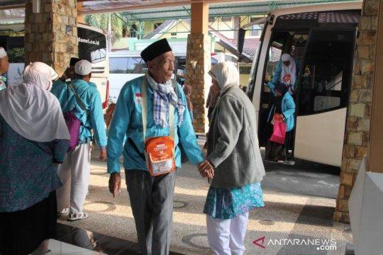 19.345 haji Debarkasi Surakarta dipulangkan ke daerah asal