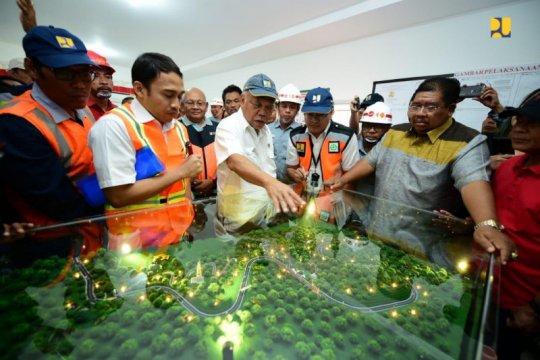Pembangunan jalan Mengwitani-Singaraja tingkatkan konektivitas wisata