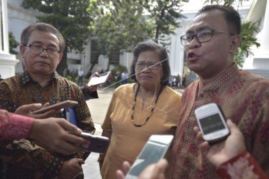 Peneliti: Istana presiden di Papua cerminkan tujuh wilayah adat