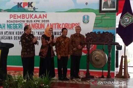 KPK: Kemajuan dan perekonomian Indonesia ditopang perilaku antikorupsi
