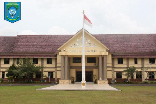 Telkom fasilitasi jaringan internet Pemkab Bangka Tengah