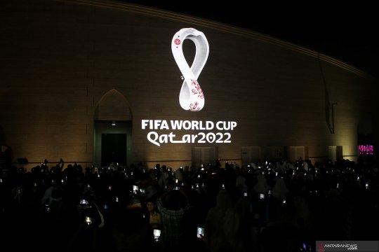 Logo Piala Dunia 2022 resmi dipublikasikan