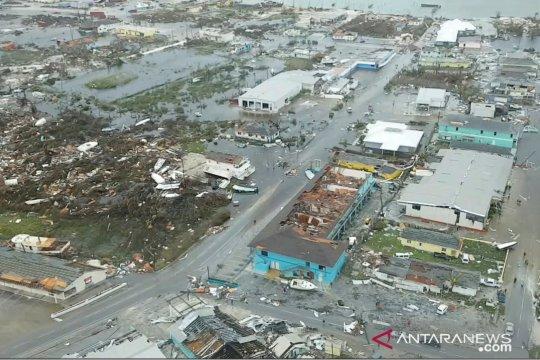 Badai Dorian hantam kepulauan Bahama